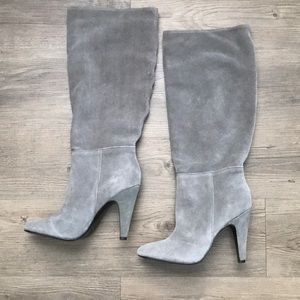 Steve Madden Suede Boot NEW